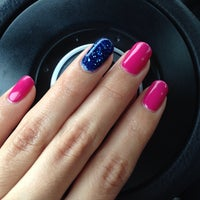 Photo taken at Nailkery by América D. on 5/23/2014