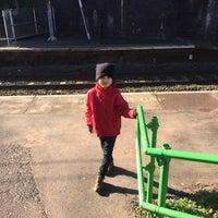 Photo taken at Hamstead Railway Station (HSD) by Gav C. on 2/15/2016