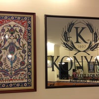 Photo taken at Konyalı Restaurant by Aslihan on 7/3/2013