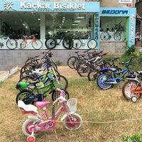 Photo taken at Kaçkar Bisiklet by Aslihan on 7/14/2015