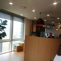 Photo taken at DE CHOCOLATE COFFEE by Narae C. on 6/13/2014