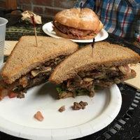 Photo taken at Geoff's Superlative Sandwiches by Lori W. on 11/7/2015
