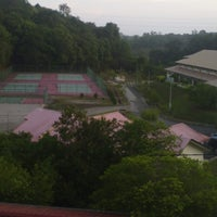 Photo taken at MRSM TUN GHAZALI SHAFIE by zaaim adli r. on 4/25/2014