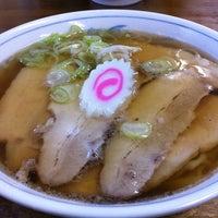 Photo taken at 佐野らーめん まるQ by Akio T. on 4/3/2011