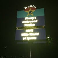 Photo taken at All-Star Music Bus Stop by Nelson G. on 7/29/2012