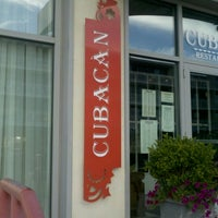 Photo taken at Cubacàn Restaurant and Bar by Joel A. on 7/25/2012
