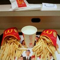 Photo taken at McDonald's by Y.Kitaoka on 2/1/2012