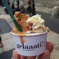 Das Foto wurde bei Gelaaati! di Marco von Txema P. am 5/19/2012 aufgenommen