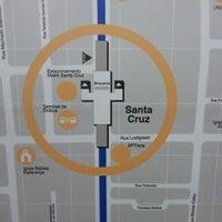 Foto tirada no(a) Estação Santa Cruz (Metrô) por Aislan P. em 8/28/2011