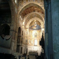 Photo taken at Duomo di Monreale by Anna P. on 9/25/2011