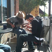 Photo taken at The 806 Coffee + Lounge by Ash M. on 5/19/2011
