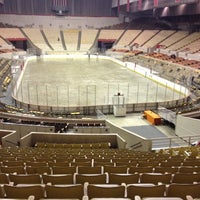 Photo taken at Cow Palace by Kristin V. on 3/10/2012