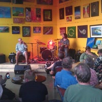 Photo taken at Harriet Brewing by Dan O. on 9/1/2012