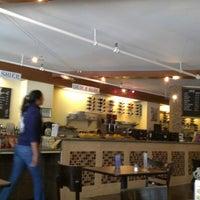 Photo taken at M Cafe by Matteo on 8/5/2012