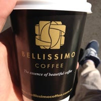 Photo taken at Bellissimo Coffee by Chris G. on 9/2/2012