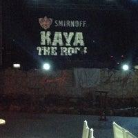 Photo taken at Kaya The Rock Bar by CeReN on 8/31/2012