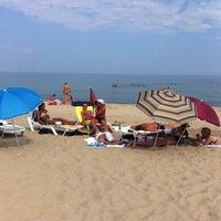 Photo taken at Пляж by Юлия☕Андреева on 7/7/2013