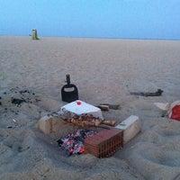Photo taken at Пляж by Юлия☕Андреева on 7/9/2013