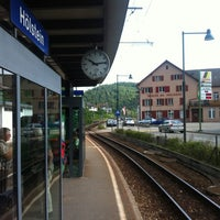 Photo taken at Hölstein by Pascal G. on 8/10/2013