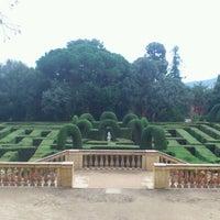 Photo prise au Parc del Laberint d'Horta par Микаэл С. le11/14/2012