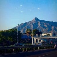 Photo taken at Calamorro Mountain by 🅱📧🅿️🌕НИК🅰 on 6/20/2015