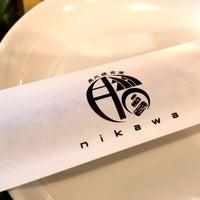 Photo taken at 炭火焼食堂 nikawa by abiruman47 on 5/27/2016