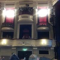 Photo taken at Birmingham Hippodrome by Ginette P. on 11/3/2012