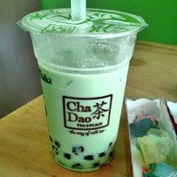 Photo taken at Cha Dao Tea Place by Thea C. on 2/18/2014