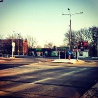 Photo taken at Pętla Ogrody by Mateo on 3/17/2013