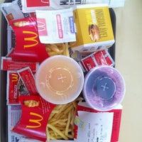 Photo taken at McDonald's by Amanda A. on 12/19/2012