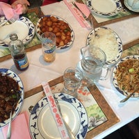 Photo taken at Kitajska restavracija Shanghai by Elvira on 9/16/2014