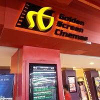 Photo taken at Golden Screen Cinemas (GSC) by Rockytan K. on 12/2/2012