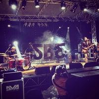 Photo taken at Big Bang Music Fest by Davide F. on 6/2/2015