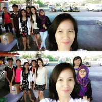Photo taken at LCC Transport Terminal by Lucchy R. on 5/9/2015