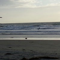 Photo taken at Lifeguard Tower 12 by Liam W. on 12/19/2012