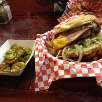 Photo taken at Burger Express by Kent S. on 4/28/2013