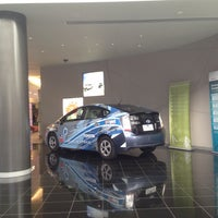 Photo taken at Toyota Australia by Aysha on 7/10/2015