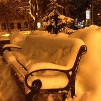 Снимок сделан в Площадь Ивана Франко пользователем Tatiana 12/22/2012