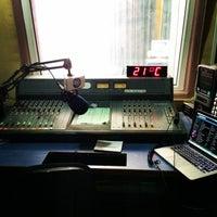 Photo taken at Radio EMU by Serhat B. on 5/21/2014