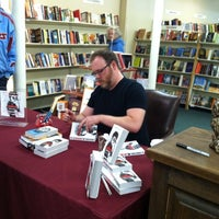 Photo taken at The Doylestown Bookshop by Lynette Y. on 2/22/2014