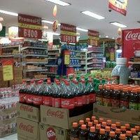 Photo taken at YOGYA Supermarket by Mimi Y. on 9/24/2012