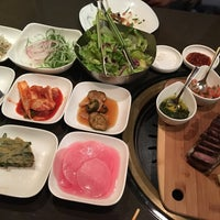 Photo taken at Ombu Grill by Vegas and Food on 8/26/2016