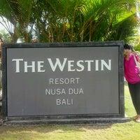 Photo taken at Bali International Convention Centre (BICC) by Elita R. on 10/12/2012