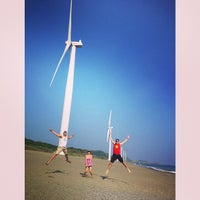 Photo taken at Bangui Windmills by Grexco on 6/26/2013