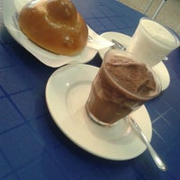 Photo taken at Bar Gelateria Pasticceria Parisi by Gianluca C. on 8/9/2013