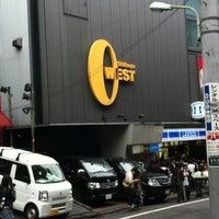 Photo taken at TSUTAYA O-WEST by たらこ on 10/28/2012