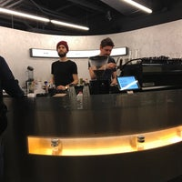 Photo taken at Voyager Espresso by Micke H. on 3/9/2017