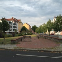 Photo taken at Luckenwalde by Cornell P. on 8/15/2015