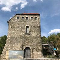 Photo taken at Hausmannsturm by Cornell P. on 7/20/2018