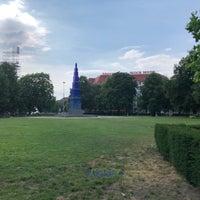 6/17/2018에 Cornell P.님이 Theodor-Heuss-Platz에서 찍은 사진